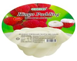 Pudding lychee cocon 420 g