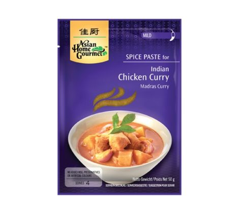 Pasta do Chicken Curry AHG 50 g