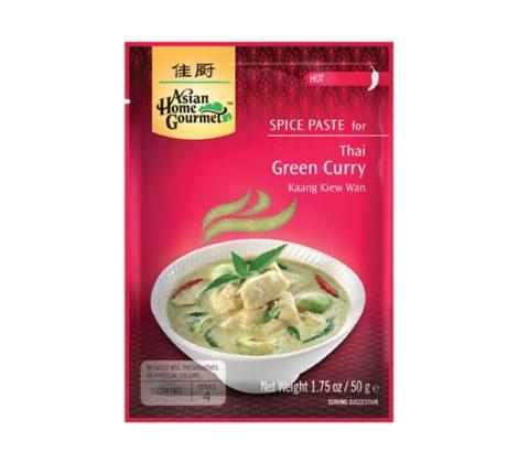 Pasta zielone curry AHG 50 g