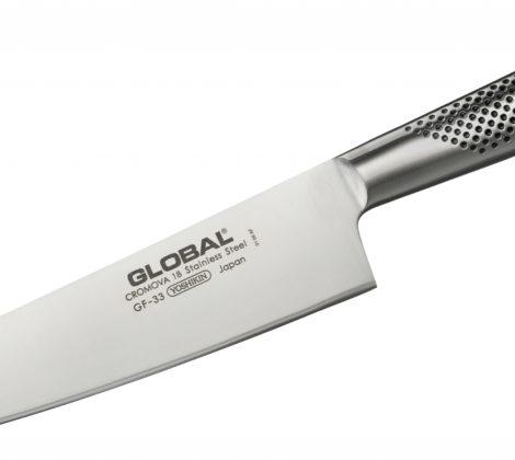 Nóż szefa kuchni Global 21 cm