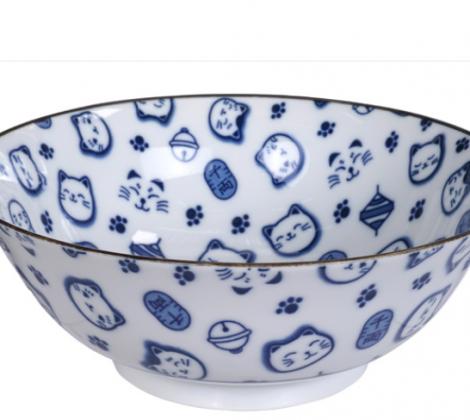 ceramiczna miska do ramenu