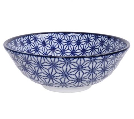 Ceramiczna miska do ramenu Gwiazdki 21,5 x 7 cm