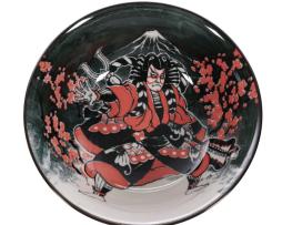 Miska do ramenu Kabuki 21,5 x 8 cm