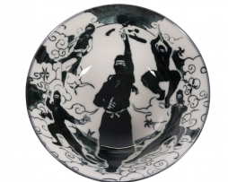 Miska do zup Ninja 14,5 x 8 cm