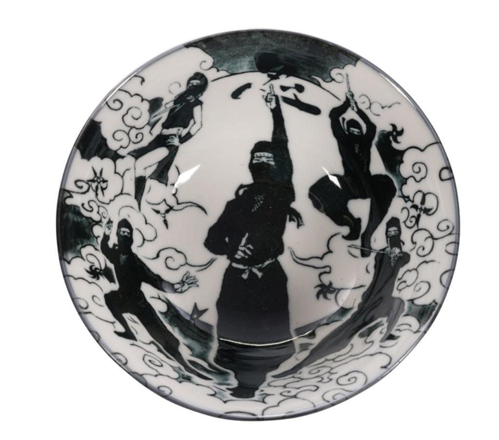 Miska do zup Ninja 14,5 x 8 cm | Kraków ul. Węgłowa 1,