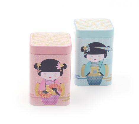 Hermetyczna puszka na herbatę Geisha 125 g