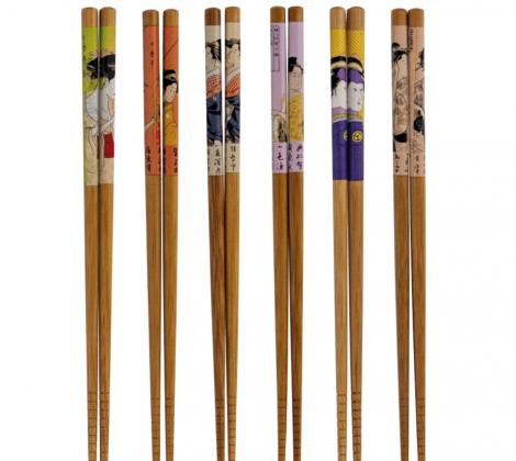 pałeczki do sushi Geisha 21 cm